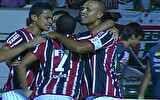 São Paulo elimina jogo de volta!!! 5 x 2