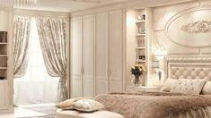 Ultra lüks Yatak Odası Dekorasyon Modelleri