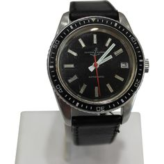 Vintage 1970' Men's Ulysse Nardin Genuine Automatic Watch with Daet Swiss Made #rubylane