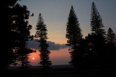 Sunset - Lanai Hawaii