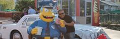 World Expo, La tierra de los Simpsons y otros personajes - Secretos De La Florida - Información en Español sobre Disney World, Universal Stu...