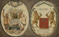De wapens van de VOC en Batavia, Jeronimus Becx (II), 1651