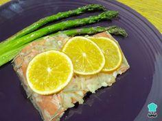 Receta de Salmón a la naranja al horno - ¡Listo en 30 minutos!