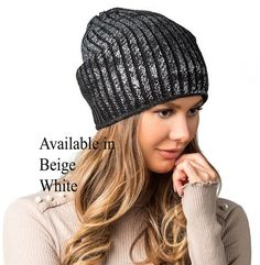 d7d302f80 18 Best Winter Women Knitted Hats images in 2019 | Crocheted hats ...