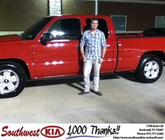 https://flic.kr/p/wg1PKL | #HappyAnniversary to Zachary Cole on your 2007 #Chevrolet #Silverado 1500 from Everyone at Southwest KIA Rockwall! | www.southwestkia-rockwall.com/?utm_source=Flickr&utm_...