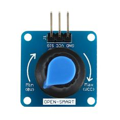 Volume Control / Adjustable Potentiometer / Knob Switch Rotary Angle Sensor module for Arduino. Find the cool gadgets at a incredibly low price with worldwide free shipping here. Rotary Angle Sensor Module Light / Volume Control for Arduino - Blue, Sensors, . Tags: #Electrical #Tools #Arduino #SCM #Supplies #Sensors