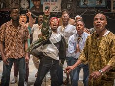 Barber Shop Chronicles: Fresh, Compelling and Important – Always Time For Theatre