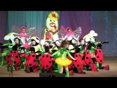 """""""Маленькі Зірки""""-Танец цветов - YouTube"""