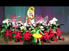"""Маленькі Зірки""-Танец цветов - YouTube Witches Dance, Kids Talent, Hans Christian, Kids Songs, Dance Videos, Ballet, Birthday Parties, Crafts For Kids, Preschool"