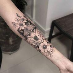 Dream Tattoos, Dog Tattoos, Body Art Tattoos, Small Tattoos, Tatoos, Mouse Tattoos, Modern Tattoos, Family Tattoos, Tattoo Small