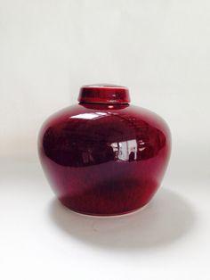 Copper red / oxblood by Rune Bergman