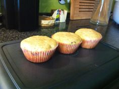 Muffins de chocolate chips