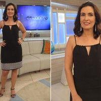 Decida qual será a roupa que Fátima Bernardes vai usar no 'Encontro' desta sexta-feira