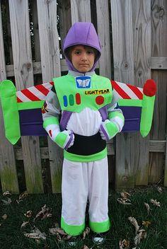 Buzz Lightyear costumes