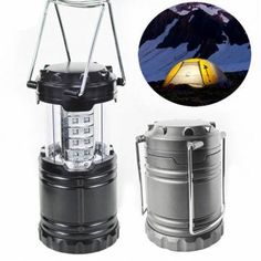 Campcookingsupplies Outdoor Stoves Inventive Outdoor Camping Portable Gas Heater Tent Mini Camping Lantern Gas Light Tent Lamp Torch The Latest Fashion