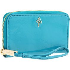 this great wristlet by Cole Haan even holds my cell phone! $78