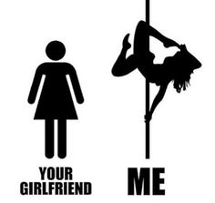 All it takes is a little courage! Learn how to Pole Dance in your own home, at your own pace with a 3 day FREE trial at www.OnlinePoleLes...