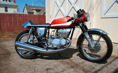 Cycomoto Gt380 Cafe Racer