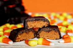 Candy Corn Butterfinger