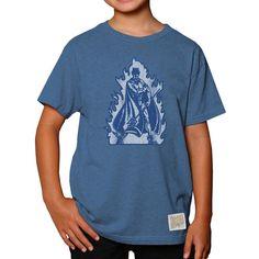 Duke Blue Devils Original Retro Brand Youth Heathered T-Shirt - Duke Blue - $23.99