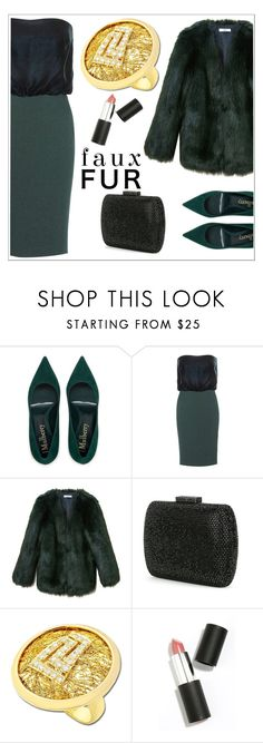 """Anastazio-faux fur"" by anastazio-kotsopoulos ❤ liked on Polyvore featuring Tom Ford, THP, Serpui, Anastazio and Sigma"