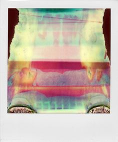 Ruined Polaroids by William Miller on thisispaper.com