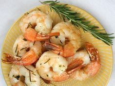 Gojee - Roasted Shrimp with Rosemary and Thyme by Recipe Girl