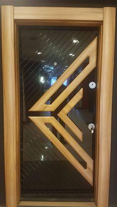 Top 50 Modern Wooden Door Design Ideas You Want To Choose Them For Your Home - Engineering Discoveries Flush Door Design, Single Door Design, Wooden Front Door Design, Room Door Design, Wooden Front Doors, Wood Doors, Wooden Glass Door, Interior Door Styles, Door Design Interior