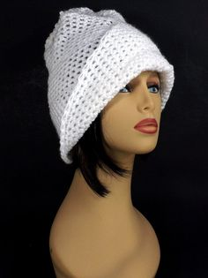 Crochet Pattern Hat Crochet Hat Pattern by strawberrycouture