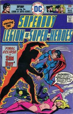 Superboy (Volume) - Comic Vine