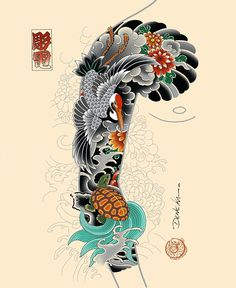 Japan is home to some of the most incredible and detailed Japanese tattoo art. However, it's difficult to find many resources online that offer an in-. Tattoo Japanese Style, Japanese Flower Tattoo, Japanese Dragon Tattoos, Traditional Japanese Tattoos, Japanese Tattoo Designs, Japanese Sleeve Tattoos, Japanese Tattoo Meanings, Irezumi Tattoos, Tebori Tattoo