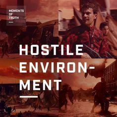 Hostile Environment   #Allegiant   March 18, 2016