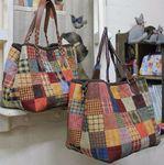 Mobile LiveInternet Bags handmade patchwork technique | Marrietta - Vdohnovlyalochka Marrietty |