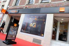 #Orange allume la #4G à  #Cherbourg