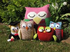 My collection of owls