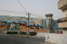 'We Can't Live'  taken from 'The Wall' - on the Palestinian side