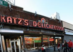 Best Pastrami and Corned Beef in New York