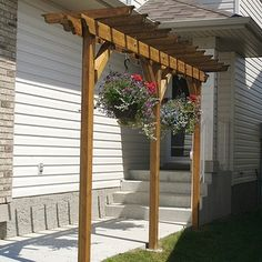 The pergola kits are the easiest and quickest way to build a garden pergola. There are lots of do it yourself pergola kits available to you so that anyone could easily put them together to construct a new structure at their backyard. Diy Pergola, Wooden Pergola Kits, Gazebo, Building A Pergola, Pergola Ideas, Pergola Roof, Cheap Pergola, Arbor Ideas, Pergola Swing