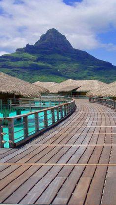 Bora Bora – The Most Romantic Island, Information and Gallery | Take a Quick Break
