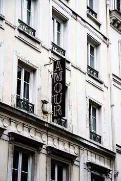 Hotel Amour, Paris, France