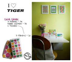 DIY frames. Stan Opla Design. Tiger shop