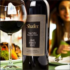 A Visit to Napa Valley's Shafer Vineyards