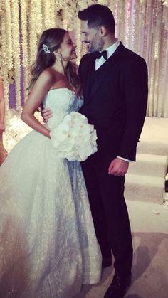 Sophia Vergara.. Wedding goals