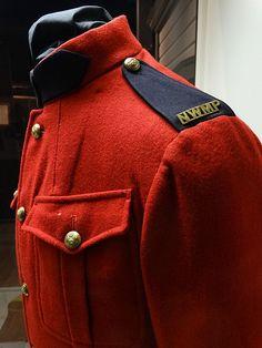 File:North West Mounted Police Uniform - Dawson City Museum - Dawson City - Yukon Territory - Canada.jpg