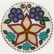 Plateau beaded medallion Google Search