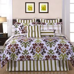 Luxury Ensemble 9 Piece Comforter Set