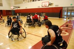 Did you know Tacoma has its own wheelchair basketball team?