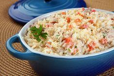 Experimente o Arroz Cremoso Hellmann's, uma deliciosa receita de arroz cremoso com maionese. É fácil, rápida e muito mais saborosa.
