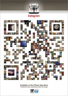 A series of phygital (physical meets digital) concept print ads that encourage out of home downloads of iphone applications. When scanned with a barcode reader the image directs people straight to the apps itunes download page.