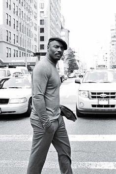 Idris Elba. not too shabby.